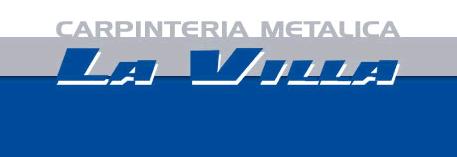 Carpintería metálica LA VILLA